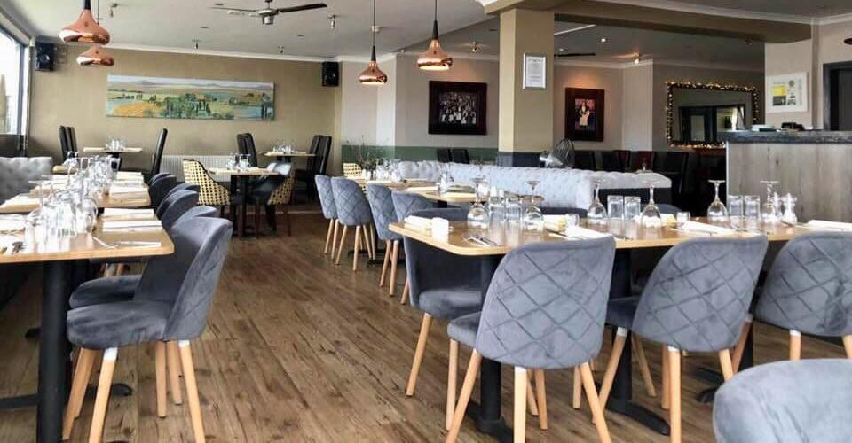 Mucini Italian restaurant in Kent