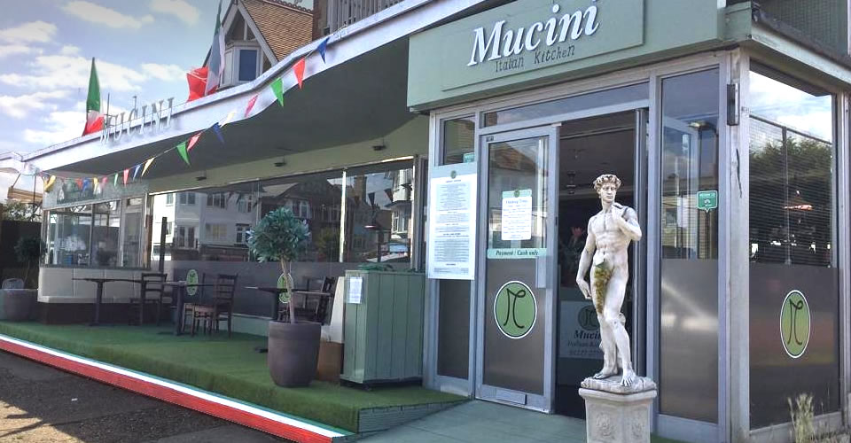 Italian Restaurant Whitstable